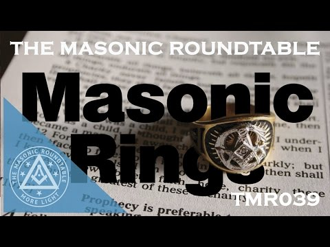 Episode 39 – Masonic Rings
