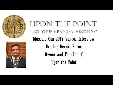 Masonic Con 2017 – An Interview with Bro. Dennis Burns