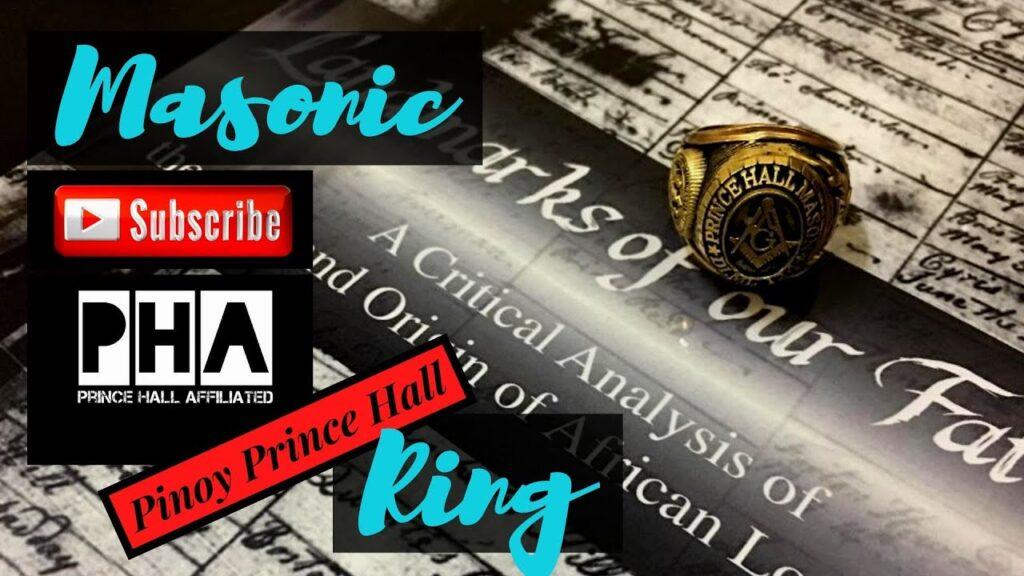 Masonic Ring | Masonic Signet Ring