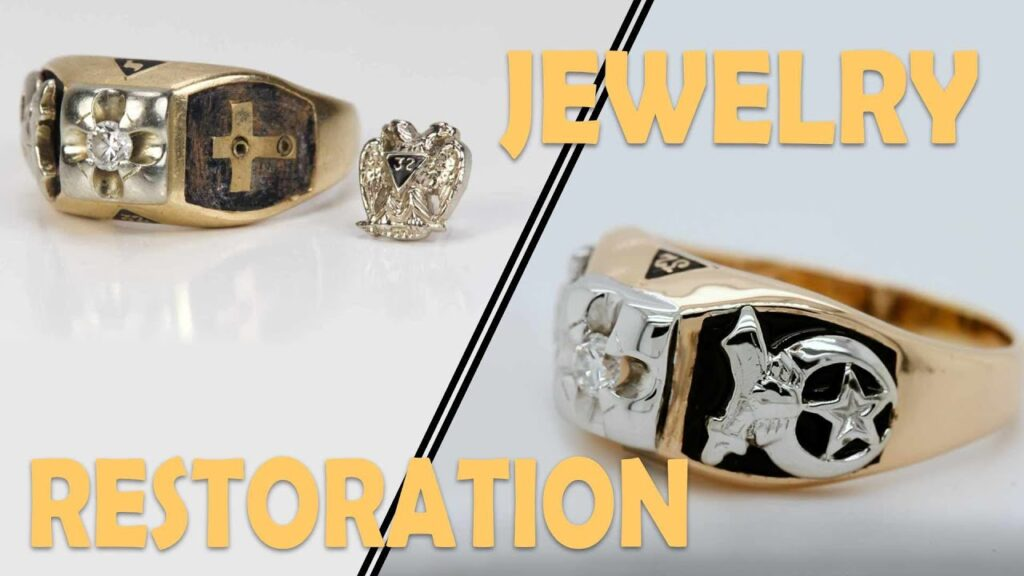 Masonic Ring Restoration and Repair | The Dempsey's Difference Episode 3