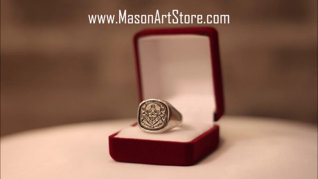 Masonic ring – Memento Mori Skull Silver review