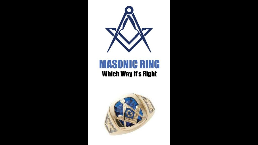 Masonic ring…Which way 's RIGHT