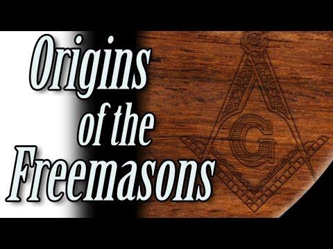 Origins of the Freemasons